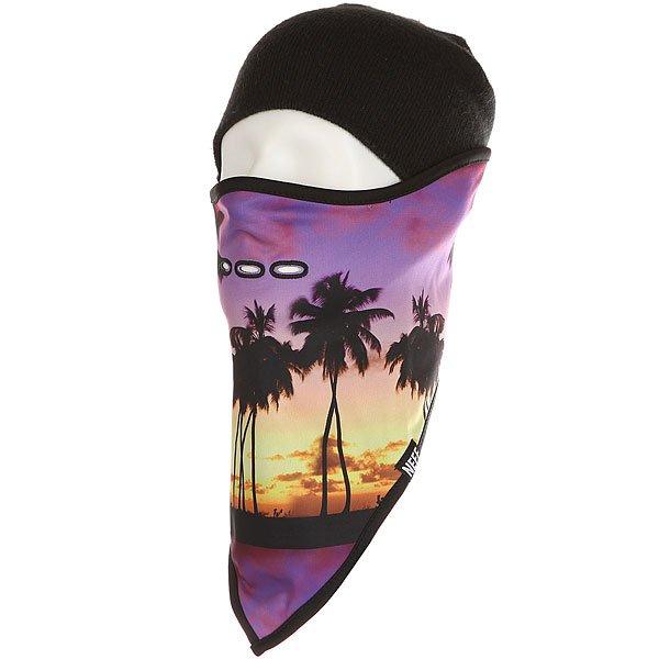 Маска Neff Mountain Facemask Sunset<br><br>Цвет: мультиколор<br>Тип: Маска<br>Возраст: Взрослый<br>Пол: Мужской