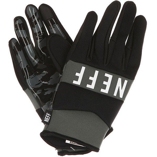 Перчатки сноубордические Neff Ripper Glove Black перчатки сноубордические neff roverul