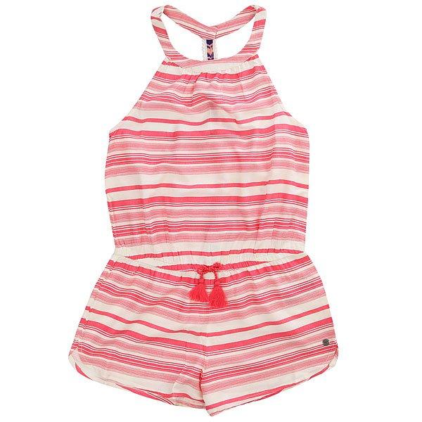 Комбинезон детский Roxy Moretravels Marshmallow Lola Str<br><br>Цвет: бежевый,розовый<br>Тип: Комбинезон<br>Возраст: Детский