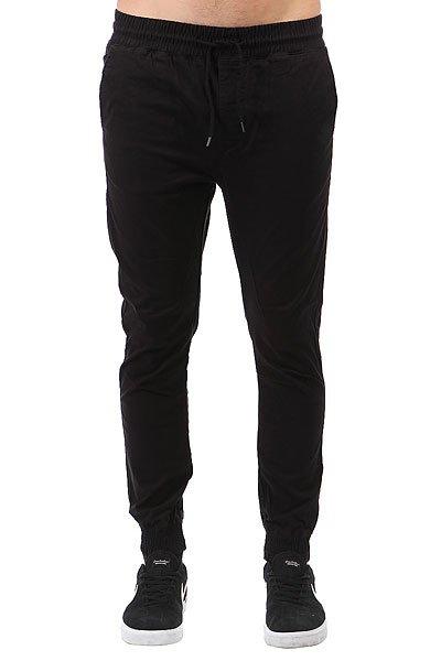 Штаны прямые Globe Goodstock Jogger Black<br><br>Цвет: черный<br>Тип: Штаны прямые<br>Возраст: Взрослый<br>Пол: Мужской