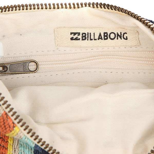 Клатч женский Billabong Salty Water Wallet Multi