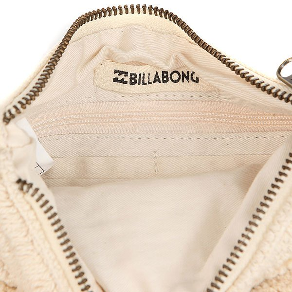 Клатч женский Billabong Salty Water Wallet White Cap