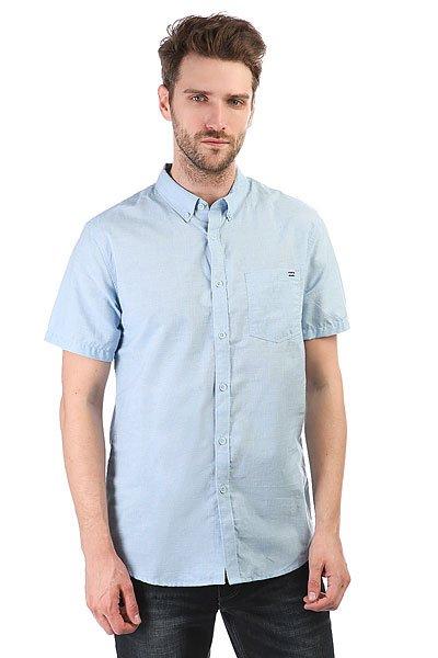 Рубашка Billabong All Day Chambray Light Blue<br><br>Цвет: Светло-голубой<br>Тип: Рубашка<br>Возраст: Взрослый<br>Пол: Мужской