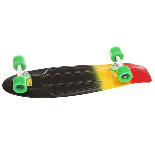 Скейт мини круизер Penny Nickel 27 Caribbean 7.5 x 27 (69 см) скейт мини круизер penny original 22 ltd shadow jungle 6 x 22 55 9 см