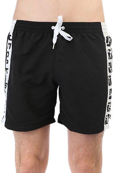 Шорты пляжные Запорожец Sport-short Black<br><br>Цвет: черный,белый<br>Тип: Шорты пляжные<br>Возраст: Взрослый<br>Пол: Мужской