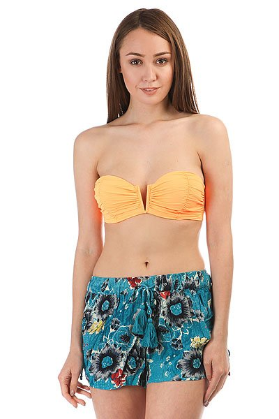Бюстгальтер женский Billabong Sol Searcher Bustier Mango good quality professional remington hair straightener s8590 keratin therapy digital straightener with smart sensor eu us plug