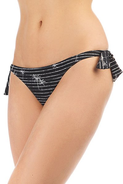 Трусы женские Billabong Sol Searcher Tanga Palmdale Black плавки женские billabong tanga lina night multi