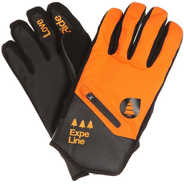 Перчатки сноубордические Picture Organic Addict Orange<br><br>Цвет: оранжевый,черный<br>Тип: Перчатки сноубордические<br>Возраст: Взрослый<br>Пол: Мужской