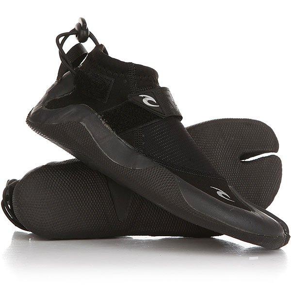 Гидроботинки Rip Curl Reefer Boot - 1.5mm Split Toe Black/Charcoal ripani 6023 mm rip 00004 ecru