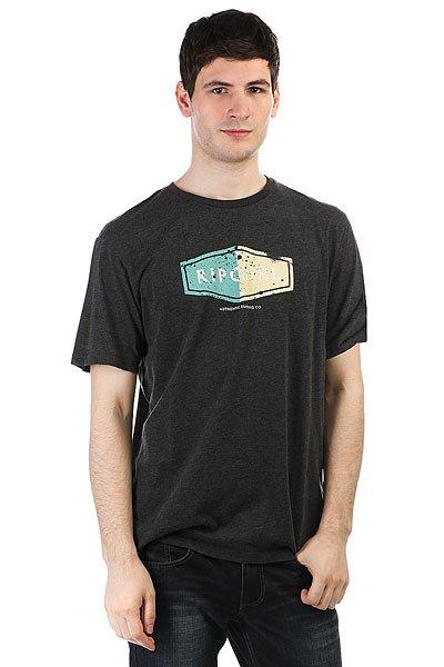 Футболка Rip Curl Losange Logo Tee Dark Marle<br><br>Цвет: Темно-серый<br>Тип: Футболка<br>Возраст: Взрослый<br>Пол: Мужской