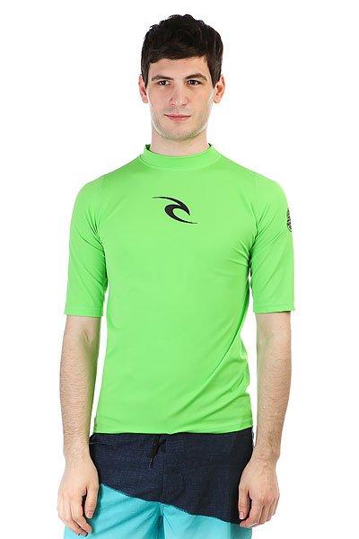 Гидрофутболка Rip Curl Corpo Lime<br><br>Цвет: Светло-зеленый<br>Тип: Гидрофутболка<br>Возраст: Взрослый<br>Пол: Мужской