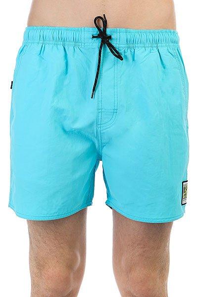 Шорты пляжные Rip Curl Volley Fluo 16 Boardshort Blue чемодан rip curl rip curl ri027bwzlc59