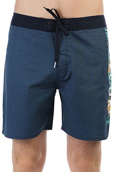 где купить  Шорты пляжные Rip Curl Paneled 16 Boardshort Blue  по лучшей цене