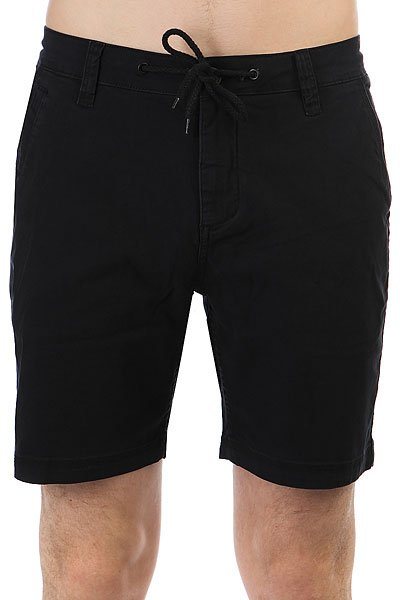 Шорты классические Rip Curl Easy Walkshort 19 Black<br><br>Цвет: черный<br>Тип: Шорты классические<br>Возраст: Взрослый<br>Пол: Мужской