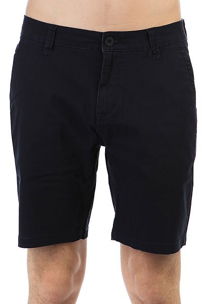 Шорты классические Rip Curl All Day Walkshort 20 Mood Indigo штаны прямые rip curl frame pant mood indigo