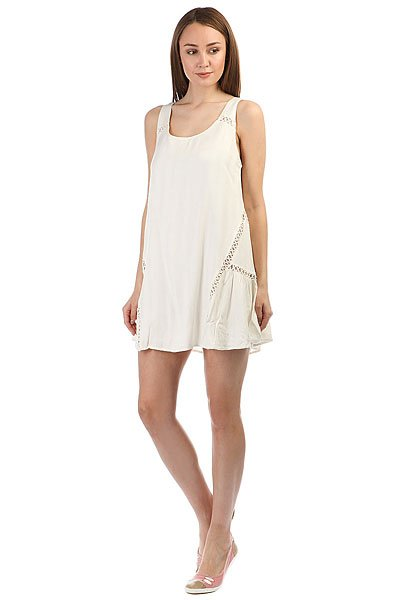 Платье женское Rip Curl Las Palmas Dress Vanilla