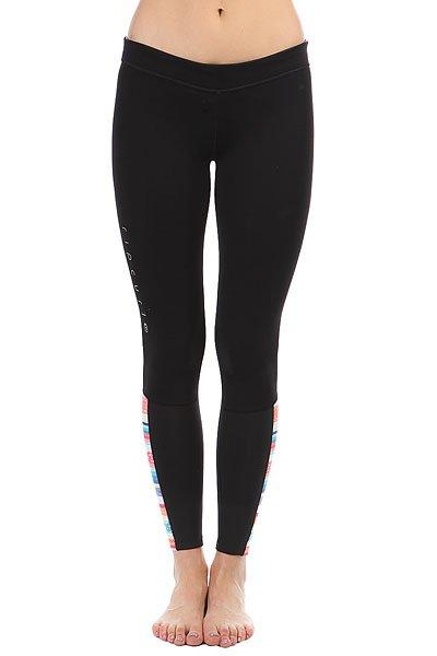 Гидрокостюм (Низ) женский Rip Curl G-bomb Long Pants Stripe<br><br>Цвет: черный<br>Тип: Гидрокостюм (Низ)<br>Возраст: Взрослый<br>Пол: Женский