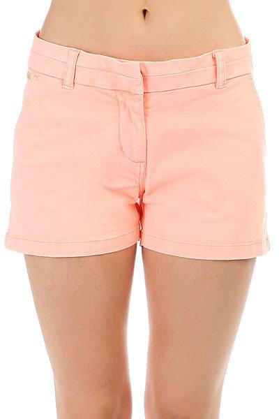 Шорты классические женские Rip Curl Ibiza Vibes Short Souffle<br><br>Цвет: розовый<br>Тип: Шорты классические<br>Возраст: Взрослый<br>Пол: Женский
