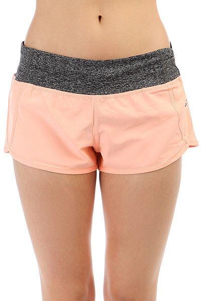 Шорты пляжные женские Rip Curl Mirage Active Boardshort Peach<br><br>Цвет: серый,Светло-розовый<br>Тип: Шорты пляжные<br>Возраст: Взрослый<br>Пол: Женский