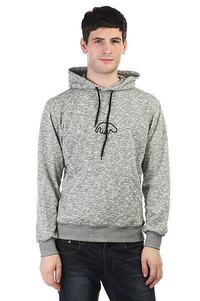 Толстовка кенгуру Anteater Hoodie-Minilogo Grey<br><br>Цвет: серый<br>Тип: Толстовка кенгуру<br>Возраст: Взрослый<br>Пол: Мужской