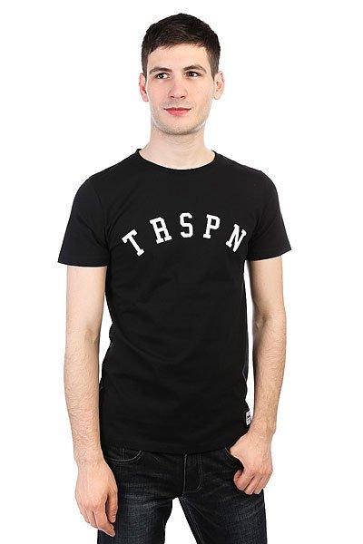 Футболка TrueSpin #1 Deep Black<br><br>Цвет: черный<br>Тип: Футболка<br>Возраст: Взрослый<br>Пол: Мужской