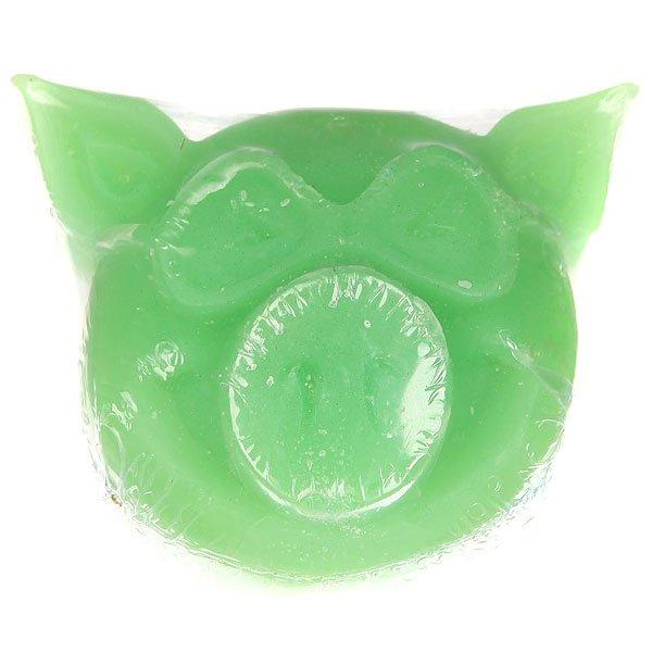 Парафин Pig New Pig Head Wax Green<br><br>Цвет: Светло-зеленый<br>Тип: Парафин<br>Возраст: Взрослый<br>Пол: Мужской