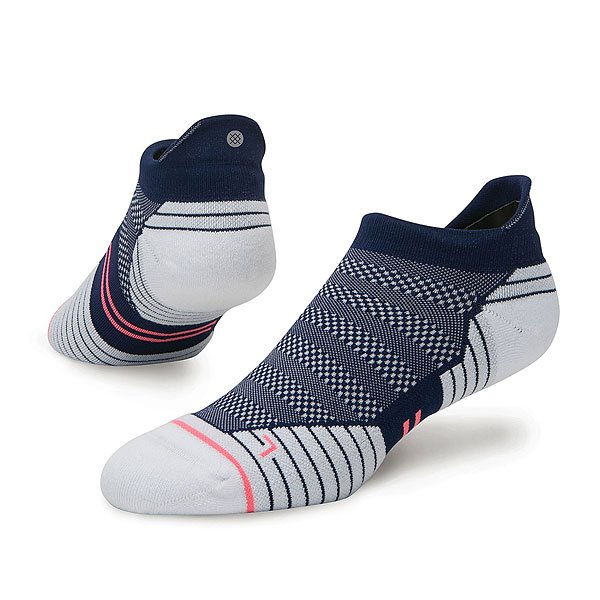 Носки низкие женские Stance Run Womens Motion Tab Blue носки stance носки ж run womens motivation tab ss17