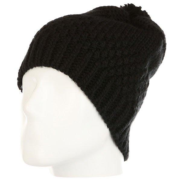 Шапка носок Quiksilver Planter Beanie Black шапка носок детская quiksilver preference black