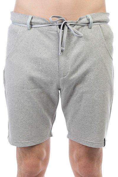 Шорты классические Emblem Shorts Grey<br><br>Цвет: Светло-серый<br>Тип: Шорты классические<br>Возраст: Взрослый<br>Пол: Мужской