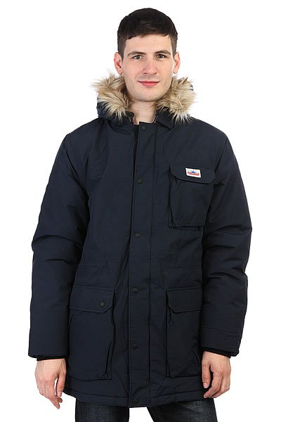 Куртка парка Penfield Lexington Jacket Navy куртка парка женская penfield hoosac w parka faux fur navy