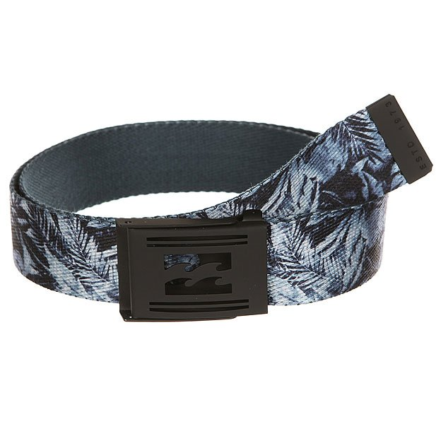Ремень Billabong Revert Belt Dark Slate<br><br>Цвет: черный,серый<br>Тип: Ремень<br>Возраст: Взрослый<br>Пол: Мужской