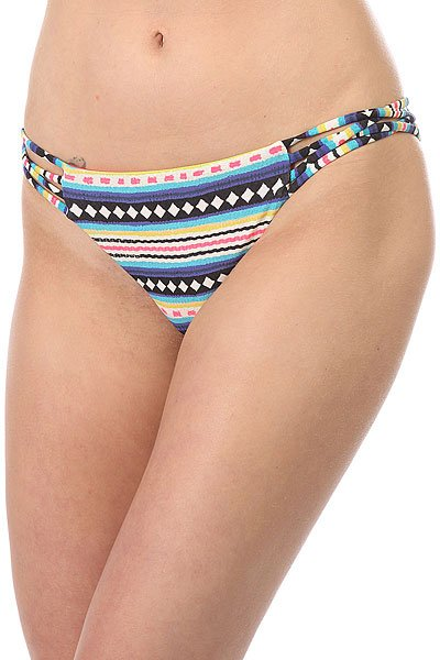 Трусы женские Billabong Sol Searcher Tropic Stripes