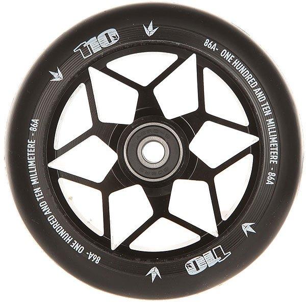 Колесо для самоката Blunt 110mm Wheel Diamond Black<br><br>Цвет: черный<br>Тип: Колесо для самоката