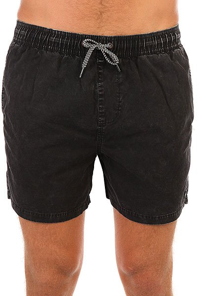 Шорты пляжные Billabong D-bah Layback 16 Black шорты пляжные billabong palms og 17 black