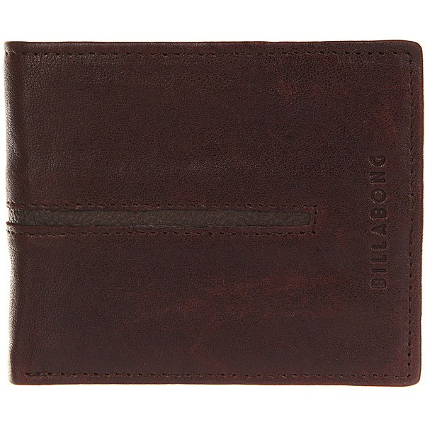 Кошелек Billabong Empire Snap Wallet Chocolate