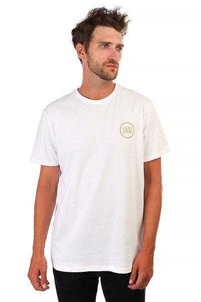 Футболка Billabong Looper White<br><br>Цвет: белый<br>Тип: Футболка<br>Возраст: Взрослый<br>Пол: Мужской