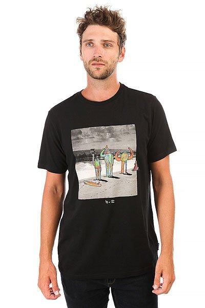 Футболка Billabong Surf Check-lb Black<br><br>Цвет: черный<br>Тип: Футболка<br>Возраст: Взрослый<br>Пол: Мужской