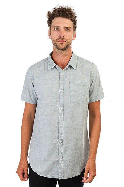 Рубашка Billabong Faded Shirt Light Steel<br><br>Цвет: Светло-голубой<br>Тип: Рубашка<br>Возраст: Взрослый<br>Пол: Мужской