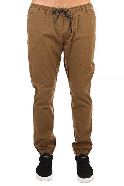 Штаны прямые Billabong New Order Elastic Camel<br><br>Цвет: коричневый<br>Тип: Штаны прямые<br>Возраст: Взрослый<br>Пол: Мужской