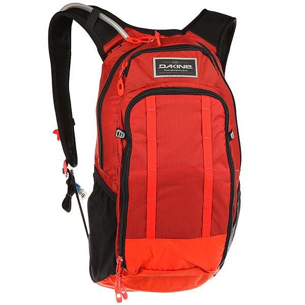 Рюкзак спортивный Dakine Amp Reservoir Red Rock/Blaze велорюкзак с резервуаром женский dakine womens shutle 6l reservoir geo
