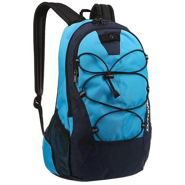 Рюкзак городской Dakine Transit Blues<br><br>Цвет: голубой,синий<br>Тип: Рюкзак городской<br>Возраст: Взрослый