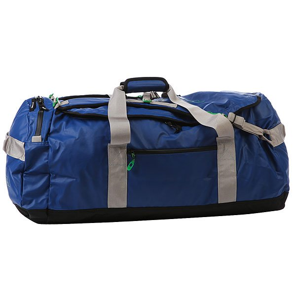 Сумка спортивная Dakine Roam Duffle PortwayВодонепроницаемая сумка является наиболее практичной для походов и спорта. Объем внутреннего отсека позволяет вместить все необходимые вещи и принадлежности для путешествия.Технические характеристики: Материал - полиэстер с полиуретановым покрытием 1200D.Съемные мягкие ремни рюкзака.U-образный легкий доступ к отсекам.Водонепроницаемые боковые и торцевые карманы.<br><br>Цвет: синий<br>Тип: Сумка спортивная<br>Возраст: Взрослый<br>Пол: Мужской