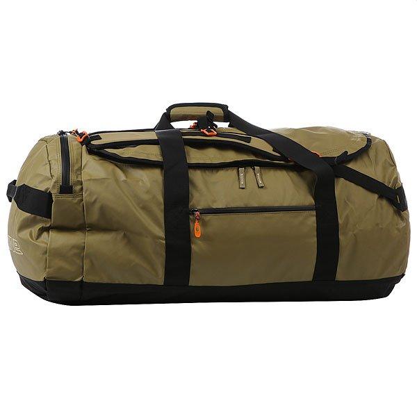 Сумка спортивная Dakine Roam Duffle TaigaВодонепроницаемая сумка является наиболее практичной для походов и спорта. Объем внутреннего отсека позволяет вместить все необходимые вещи и принадлежности для путешествия.Технические характеристики: Материал - полиэстер с полиуретановым покрытием 1200D.Съемные мягкие ремни рюкзака.U-образный легкий доступ к отсекам.Водонепроницаемые боковые и торцевые карманы.<br><br>Цвет: зеленый<br>Тип: Сумка спортивная<br>Возраст: Взрослый<br>Пол: Мужской
