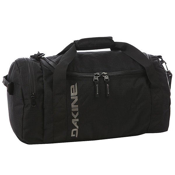 Сумка спортивная Dakine Eq Bag Black сумка dakine boot bag 30l black
