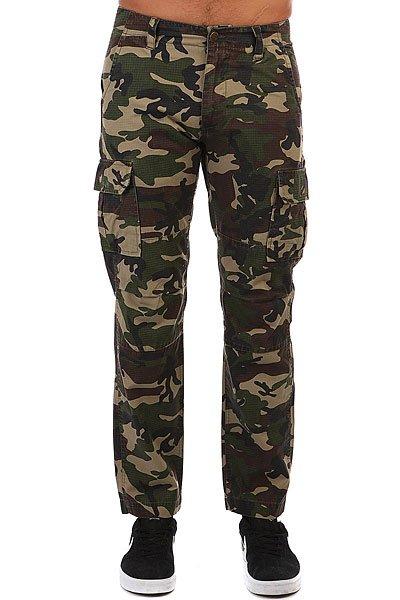 Фото Штаны прямые Dickies Edwardsport Camouflage. Купить с доставкой