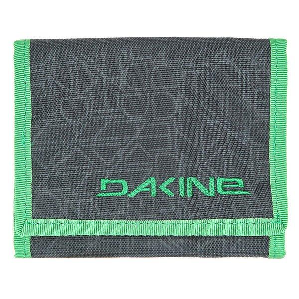 Кошелек Dakine Diplomat Wallet Spectrum<br><br>Цвет: Светло-зеленый,Светло-серый<br>Тип: Кошелек<br>Возраст: Взрослый