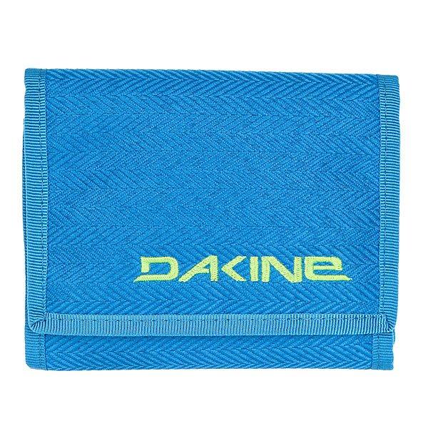 Кошелек Dakine Diplomat Wallet Pacific<br><br>Цвет: синий,Светло-зеленый<br>Тип: Кошелек<br>Возраст: Взрослый