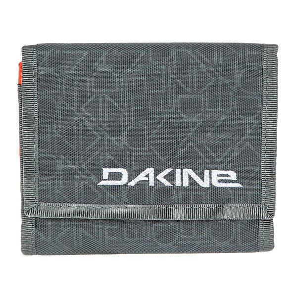 Кошелек Dakine Diplomat Wallet Domain<br><br>Цвет: Темно-серый<br>Тип: Кошелек<br>Возраст: Взрослый