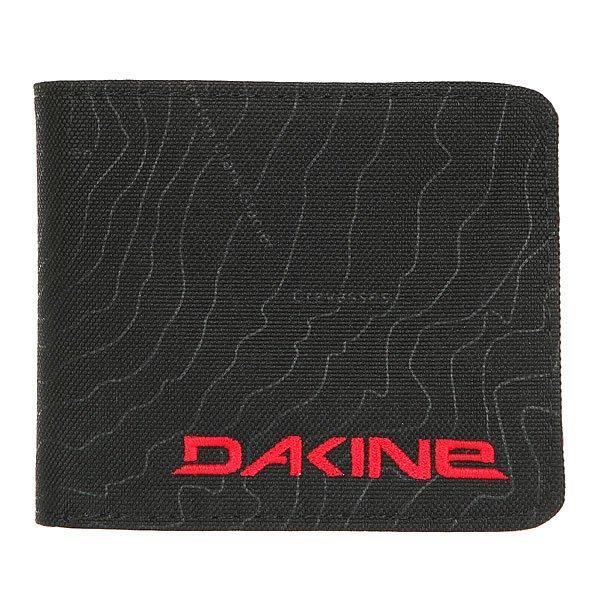Кошелек Dakine Payback Wallet Phoenix<br><br>Цвет: черный,красный<br>Тип: Кошелек<br>Возраст: Взрослый