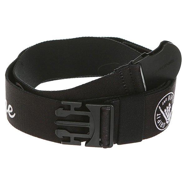 Ремень Dakine Reach Belt Black Grip<br><br>Цвет: черный,белый<br>Тип: Ремень<br>Возраст: Взрослый<br>Пол: Мужской